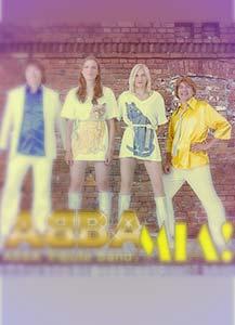 Koncert: Abba Mia tribute band